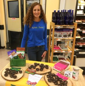Hannaford Chocolate Sampling @ Hannaford
