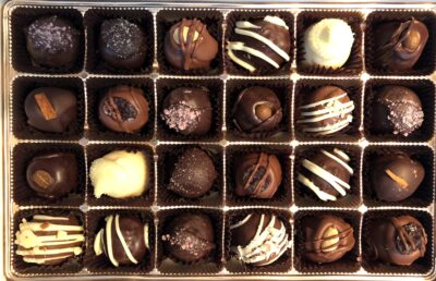 24 Piece Truffles Full Box
